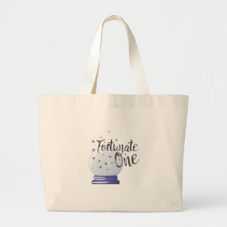 Fortunate One Large Tote Bag