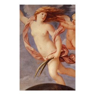Fortune by Guido Reni Personalized Stationery