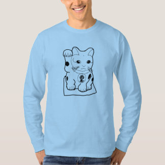 Fortune Cat T-Shirt