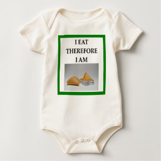 fortune cookie baby bodysuit