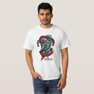 Fortune Favours The Bold T-Shirt