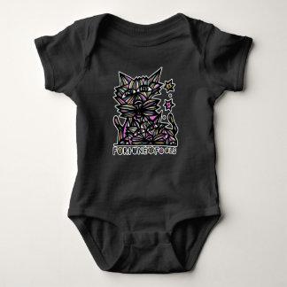 """Fortune Fools"" BuddaKats Baby Jersey Bodysuit"