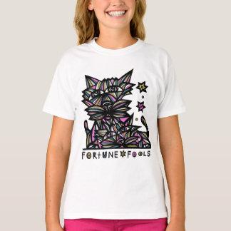 """""""Fortune Fools"""" Girls' TAGLESS® T-Shirt"""