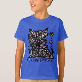 """""""Fortune Fools"""" Kids' TAGLESS® T-Shirt"""