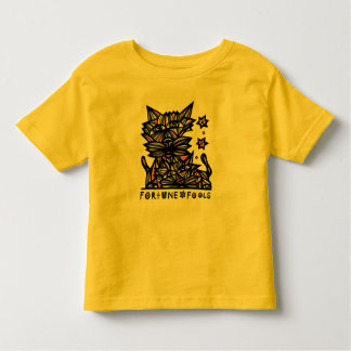 Fortune Fools Toddler T-shirt