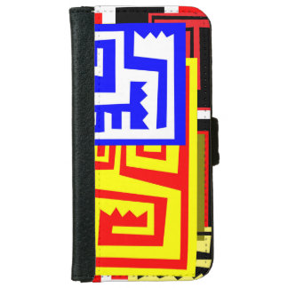 Fortune Glossy Phone Wallet Case