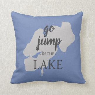 Fortune Lake Pillow
