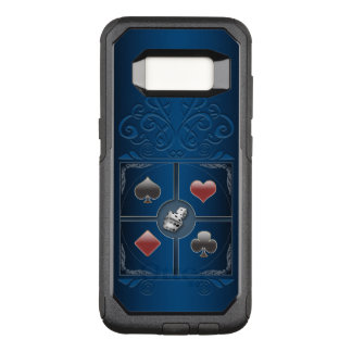 Fortune Phone OtterBox Commuter Samsung Galaxy S8 Case