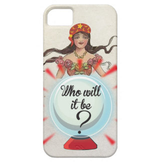 Fortune Teller Gypsy Chrystal Ball iphone case