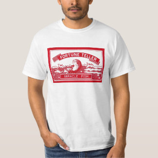 Fortune Teller Miracle Fish T-Shirt