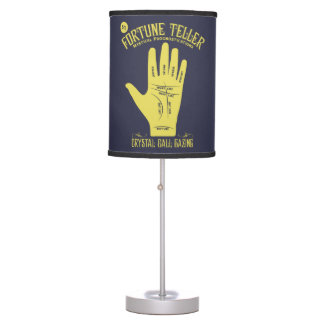 Fortune Teller Table Lamps