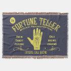 Fortune Teller Throw Blanket