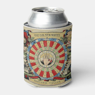 FORTUNE-TELLER'S, MYSTIC OR PALM READER'S CAN COOLER