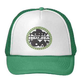Forty Toad Press Logo Trucker Hat