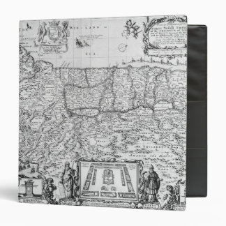 Forty Years Travels of the Children of Israel 3 Ring Binders