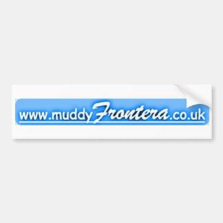 Forum logo bumper sticker