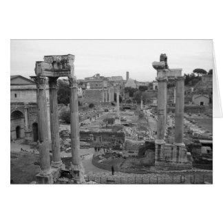 Forum Romanum Card