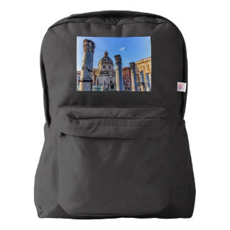 Forum Romanum, Rome, Italy Backpack