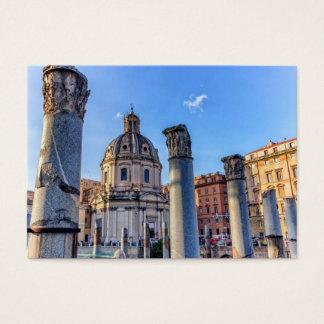 Forum Romanum, Rome, Italy Business Card