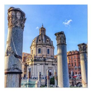 Forum Romanum, Rome, Italy Card