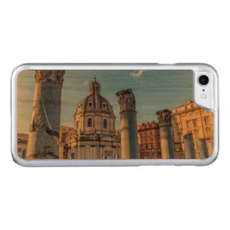 Forum Romanum, Rome, Italy Carved iPhone 8/7 Case