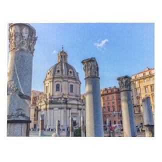 Forum Romanum, Rome, Italy Notepad