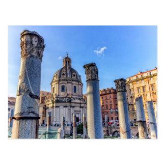 Forum Romanum, Rome, Italy Postcard
