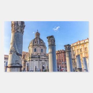 Forum Romanum, Rome, Italy Sticker
