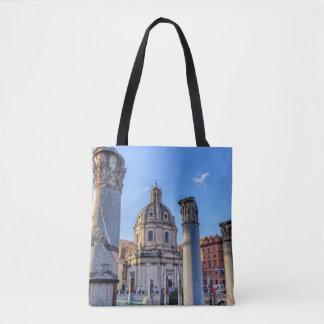 Forum Romanum, Rome, Italy Tote Bag