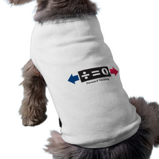 Forward Doggie Ribbed Tank Top Doggie Tshirt