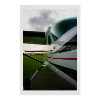 Forward Fuselage Poster