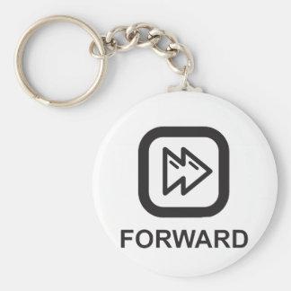 Forward Icon Keychain