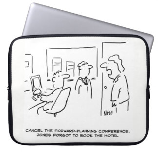 Forward Planning Conference Cancelled (& Why!) Laptop Computer Sleeves