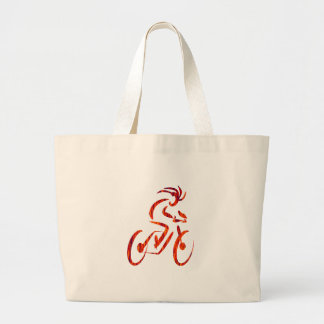 FORWARD THE MOTION LARGE TOTE BAG