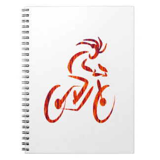 FORWARD THE MOTION SPIRAL NOTEBOOK