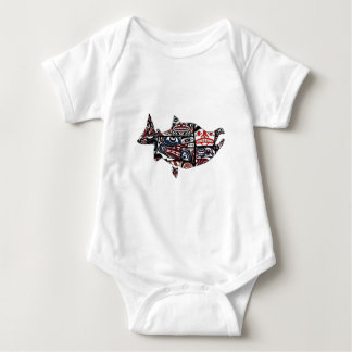 FORWARD THE MOVEMENT BABY BODYSUIT