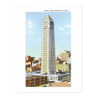 Foshay Tower, Minneapolis, Minnesota Postcard