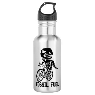 Fossil fuel 532 ml water bottle