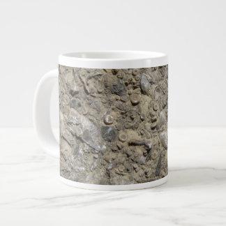 Fossil Hash Print Jumbo Mug