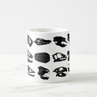 Fossil Skulls mug