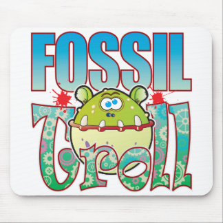Fossil Troll Mouse Pad