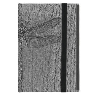 Fossilized Dragonfly iPad Mini Cases