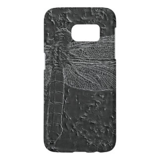 Fossilized Dragonfly Samsung Galaxy S7 Case