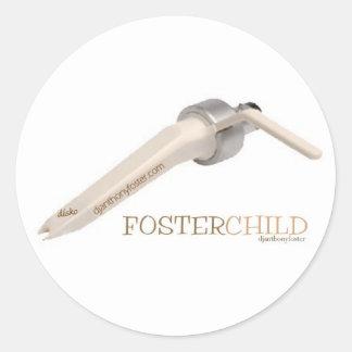 foster child sticker cream