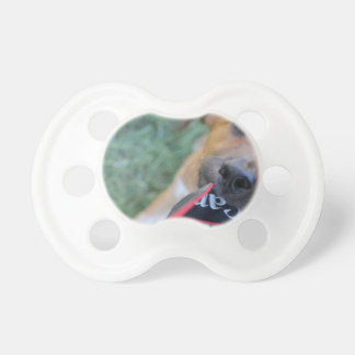 Foster Dog Tug of War Pacifier