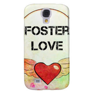 Foster Love Watercolor Heart