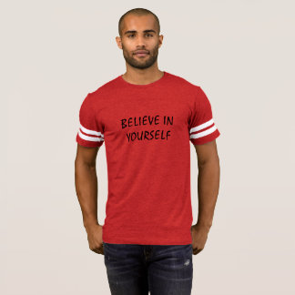 Fotball t-shirt for men