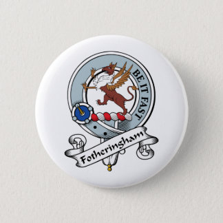 Fotheringham Clan Badge 2 Inch Round Button