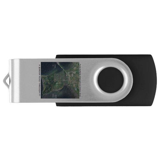 FOTNPRL USB flash drive Swivel USB 2.0 Flash Drive