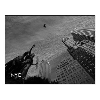 foto, NYC Postcard